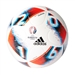 Adidas Euro 2016 Top Replique Soccer Ball (White/Bright Blue/Solar Red/Silver)