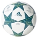 Adidas Finale 16 Official Match Ball (White/Vapor Steel/Tech Green)