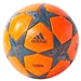 Adidas Finale 16 Official Winter Match Ball (Solar Orange/Silver Metallic/Tech Green)