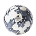 Adidas 2017 NFHS MLS Competition Soccer Ball (White/Silver Metallic/Black)