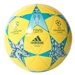 Adidas Finale Cardiff Capitano Soccer Ball (Bright Yellow/Clear Aqua/Energy Blue)