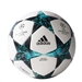 Adidas Finale '17 Official Match Ball (White/Core Black/Dark Green/Energy Blue) | BP7776