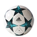 Adidas Finale '17 Capitano Soccer Ball (White/Core Black/Dark Green/Energy Blue)