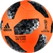 Adidas World Cup 2018 Official Match Ball Winter (Solar Orange/Black/Silver Metallic)