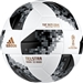 Adidas World Cup 2018 Top Training Ball (White/Black/Silver Metallic)
