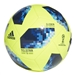 Adidas World Cup 2018 Glider Ball (Solar Yellow/Solar Blue/Bright Royal)