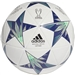 Adidas Finale '18 Kiev Capitano Soccer Ball (White/Black/Unity Ink/Hi-Res Green)
