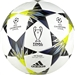 Adidas Finale '18 Kiev Top Training Soccer Ball (White/Black/Solar Yellow/Blue)