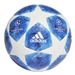 Adidas Finale 18 Official Match Ball (White/Football Blue/Bright Cyan/Collegiate Royal)