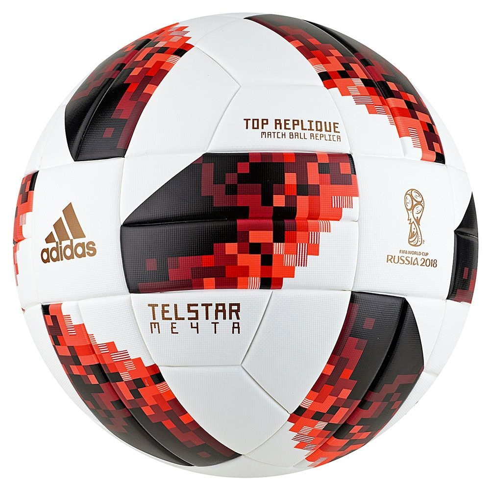 9069a9d25 Adidas Telstar 18 World Cup Top Replique Ball - Knockout Rounds ...