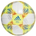 Adidas Conext 19 Top Training Soccer Ball (White/Solar Yellow/Solar Red/Football Blue)