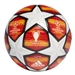 Adidas Finale Madrid Top Training Soccer Ball (White/Active Red/Scarlet/Solar Red)