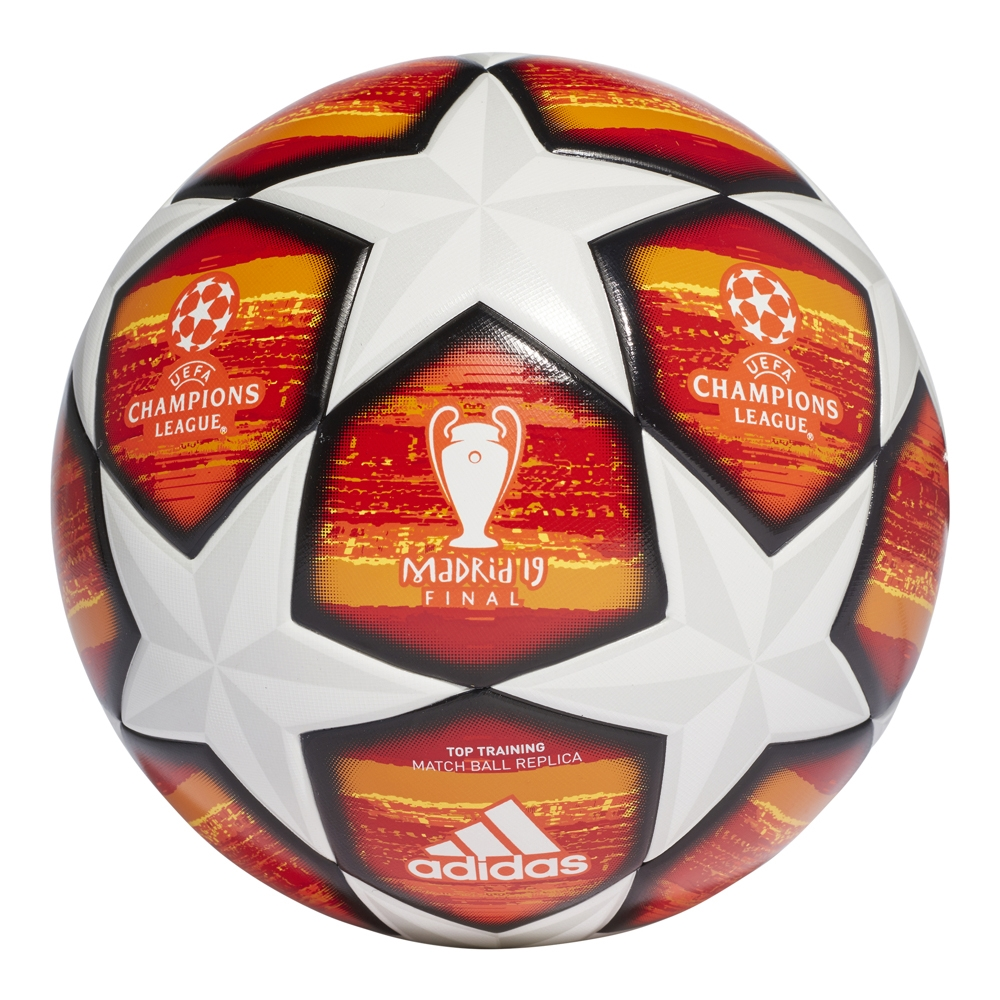 Adidas Madrid Finale Ball Training Soccer Red whiteactive Top rr15qgPWw