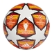 Adidas Finale Madrid Competition Soccer Ball (White/Active Red/Scarlet/Solar Red)