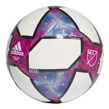 Adidas 2019 MLS Capitano Soccer Ball (White/Black)