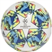 Adidas Finale 19 Capitano Soccer Ball (White/Bright Cyan/Solar Yellow/Shock Pink)