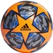 Adidas Finale Winter Official Match Ball (Solar Orange/Black/Football Blue/Silver Metallic)