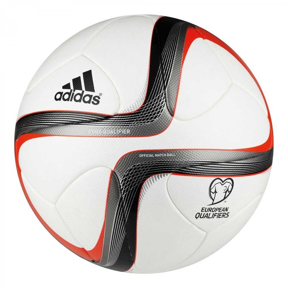 entire collection 100% high quality buy online Adidas Euro 2016 Qualifier Official Match Soccer Ball
