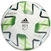 Adidas MLS NFHS Competition Soccer Ball 2020 (White/Samba Blue/Solar Green/Silver Metallic)