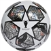 Adidas Finale Istanbul Training Soccer Ball (White/Multicolor/Black/Solar Red)