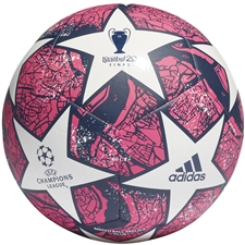 Adidas Finale Istanbul Club Soccer Ball (White/Pantone/Dark Blue)