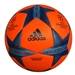 Adidas Finale 2015 Winter Official Match Soccer Ball (Bright Orange/Bright Cyan/Bright Blue)