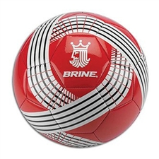 Brine King 250 Soccer Ball (Scarlett)