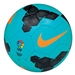 Nike Pitch LFP Soccer Ball (Turquoise/Black/Total Orange)