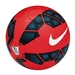 Nike Pitch EPL Soccer Ball (Red/Black/White)