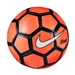 Nike Duro Strike Soccer Ball (Bright Crimson/Black/Silver)