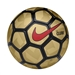 Nike FootballX Clube Futsal Soccer Ball (Metallic Gold/Black/Challenge Red)