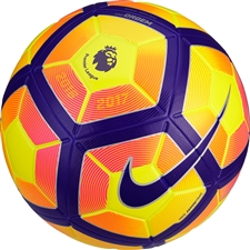 Nike Ordem 4 Match EPL Soccer Ball (Yellow/Purple/Black) | SC2948-702 |