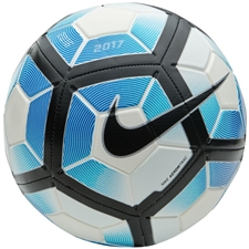 Nike Strike Soccer Ball (White/Photo Blue/Black)