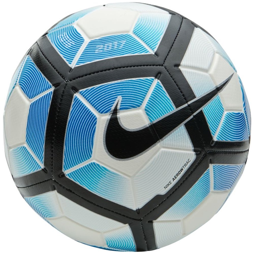 9b3fb3a4868 Nike Strike Soccer Ball (White/Photo Blue/Black) | Nike Soccer Balls ...