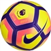 Nike Pitch EPL Soccer Ball (Yellow/Purple/Black)