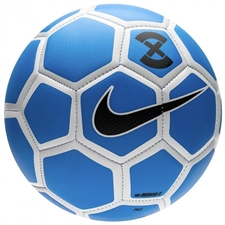 Nike Menor X Futsal Ball (Racer Blue/Metallic Silver/Black)