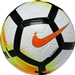 Nike Ordem V Soccer Ball (White/Laser Orange/Black/Black) | SC3128-100 |