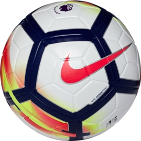 Nike Premier League Ordem V Soccer Ball (White/Crimson/Deep Royal) | SC3130-100 |