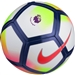 Nike Premier League Pitch Soccer Ball (White/Crimson/Deep Royal)