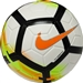 Nike Strike Soccer Ball (White/Laser Orange/Black/Laser Orange)