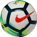Nike La Liga Strike Soccer Ball (White/Turquoise/Seaweed/Total Orange)