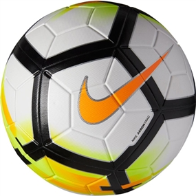Nike Magia Match Soccer Ball (White/Laser Orange/Black)