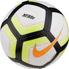 Nike Magia Team NFHS Soccer Ball (White/Black/Volt/Bright Citrus)