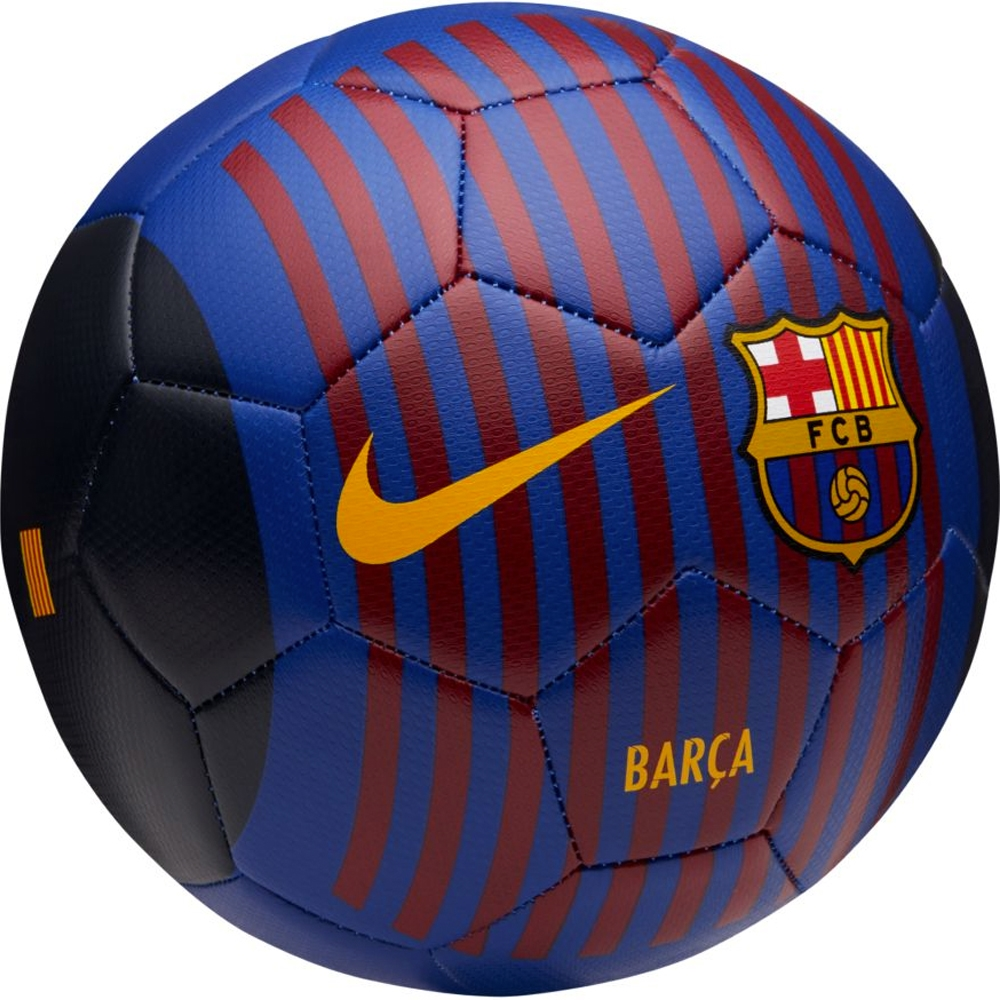 Nike FC Barcelona Prestige Soccer Ball (Deep Royal Blue University ... 08a14161587e9