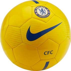 Nike Chelsea Supporters Soccer Ball (Tour Yellow/Dynamic Yellow/Rush Blue)