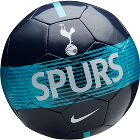 Nike Tottenham Hotspur FC Supporters Soccer Ball (Binary Blue/Polarized Blue/White)