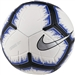 Nike Strike Soccer Ball (White/Black/Racer Blue/Metallic Silver)