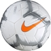 Nike Strike Event Pack Soccer Ball (White/Chrome/Total Orange)