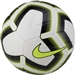 Nike Strike Team Soccer Ball (White/Black/Volt)