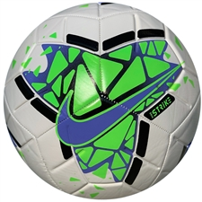 Nike Strike Soccer Ball (Desert Sand/Electric Green/Psychic Pink)